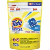 Tide Simply Clean & Fresh 28 Oz. 43 Load High Efficiency Pod Laundry Detergent - 28 Oz.