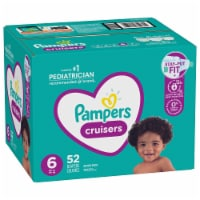 Pampers Cruisers Size 6 Diapers Super Pack