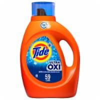 Tide® Ultra OXI Liquid Laundry Detergent - 92 fl oz