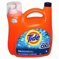 Tide Ultra Oxi Liquid Laundry Detergent - 138 fl oz