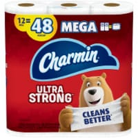 Charmin Ultra Strong Mega Roll Toilet Paper