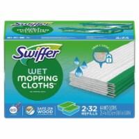 Swiffer Sweeper Wet Refills, (64 Count) - Lavender & Vanilla Comfort - 1 unit