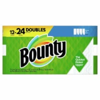 Bounty Select-A-Size Double Paper Towel Rolls