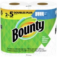 Bounty Doubles Plus Select-A-Size Paper Towel Rolls