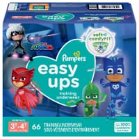 Pampers Easy Ups 3T-4T Boys Training Pants