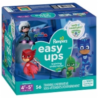 Pampers Easy Ups 4T-5T Boys' Training Underwear