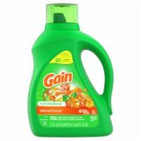 Gain + Aroma Boost Island Fresh Liquid Laundry Detergent - 92 fl oz