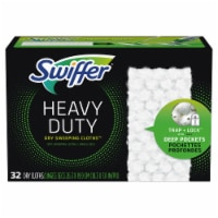 Swiffer Heavy Duty Dry Sweeping Cloth Refills