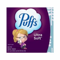 Puffs Ultra Soft Non-Lotion Facial Tissue