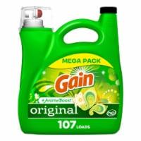 Gain® Original Liquid Laundry Detergent - 154 fl oz
