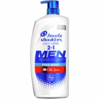 Head & Shoulders Men Advanced Series Old Spice Pure Sport Dandruff 2-In-1 Shampoo + Conditioner