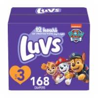Luvs Triple Leakguards Size 3 Diapers