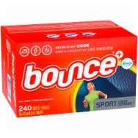Bounce Sport Odor Defense Febreze Freshness Dryer Sheets