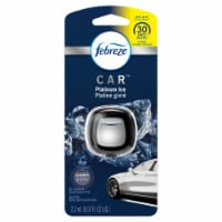 Febreze Car™ Vent Clip Air Freshener - Platinum Ice