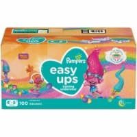 Pampers Easy Ups Size 4T-5T Training Pants - 100 ct