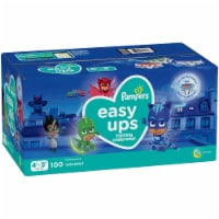 Pampers Easy Ups Size 4T-5T Training Underwear - 100 ct