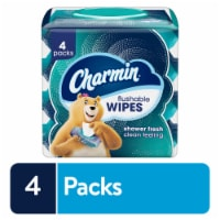 Charmin Flushable Wipes