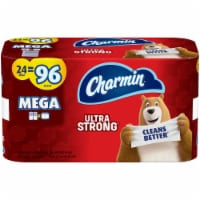 Charmin Ultra Strong Mega Toilet Paper
