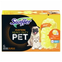 Swiffer Dusters with Febreze Odor Defense Heavy Duty Pet Duster Refills