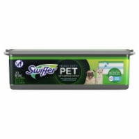 Swiffer® Heavy Duty Pet Febreze Freshness Wet Mopping Cloth Refills