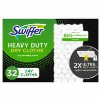 Swiffer with Febreze Heavy Duty Pet Dry Sweeping Cloths