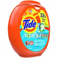 Tide Pods 3-In-1 Clean Breeze Laundry Detergent Pacs