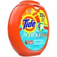 Tide PODS Clean Breeze Liquid Laundry Detergent Pacs