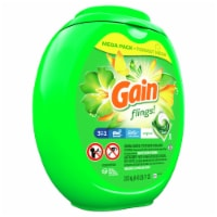 Gain Flings! Original + Aroma Boost 3-in-1 Liquid Laundry Pods