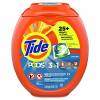 Tide Pods Original 3 in 1 Laundry Detergent Pacs