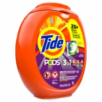 Tide Pods Spring Meadow 3-in-1 Laundry Detergent Pacs