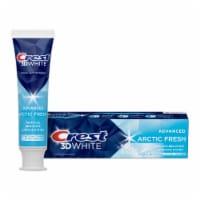 Crest® 3D White™ Arctic Fresh Whitening Toothpaste - 2.7 oz