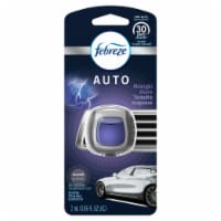 Febreze Auto Midnight Storm Air Freshener Car Vent Clip
