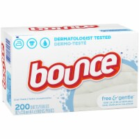 Bounce Free & Gentle Fabric Softener Sheets