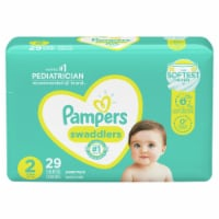 Pampers Swaddlers Size 2 Diapers - 29 ct