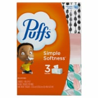 Puffs Simple Softness Non-Lotion Facial Tissue