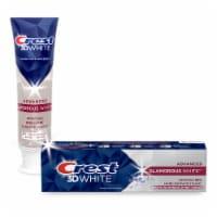 Crest 3D White Glamorous White Toothpaste - 3.8 oz