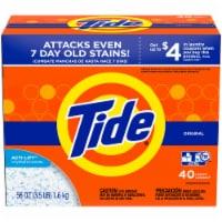 Tide Original Powder Laundry Detergent - 3.5 lb