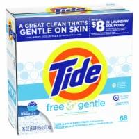 Tide Free & Gentle Powder Laundry Detergent