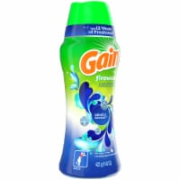 Gain Fireworks Blissful Breeze In-Wash Scent Booster