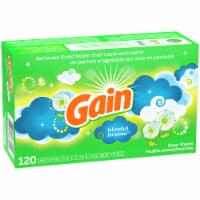 Gain Blissful Breeze Dryer Sheets