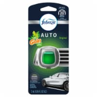 Febreze Auto Original with Gain Scent Air Freshener Car Vent Clip