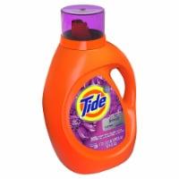 Tide Plus Febreze Freshness Spring & Renewal Liquid Laundry Detergent