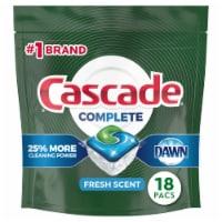 Cascade Complete Lemon Scent ActionPacs