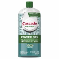 Cascade Platinum Dishwashing Rinse Aid