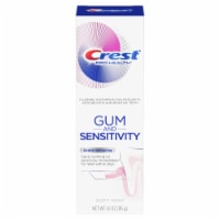 Crest Pro-Health Toothpaste Gum and Sensitivity Sensitive Toothpaste Gentle Whitening
