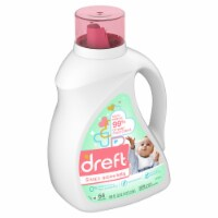 Dreft Stage 2: Active Baby Liquid Laundry Detergent