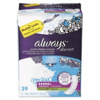 Always Discreet Heavy Long Bladder Leak Pads 117 Count