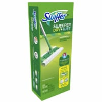 Swiffer Sweeper Dry + Wet Sweeping Kit