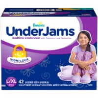 Pampers Under Jams Large/Extra Large Bedtime Underwear