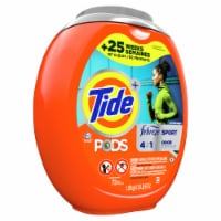 Tide Pods with Febreze 4-in-1 Sport Odor Defense Laundry Detergent Pacs